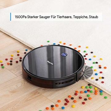 Bagotte BG 600 Saugroboter auch für Teppiche