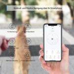Bagotte BG 800 Saugroboter App