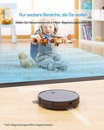 Bagotte saugroboter BG600 Max Virtuelle Wand