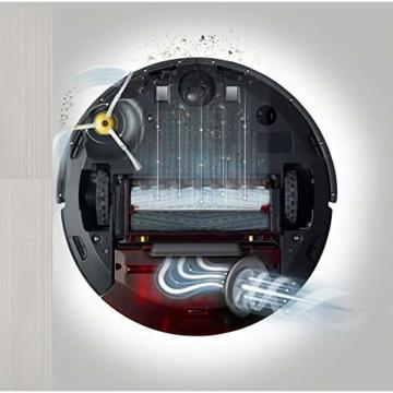 irobot Roomba 981 saugvorrichtung und Bürsten