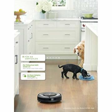 irobot Roomba 981 Saugroboter für Tierhaare