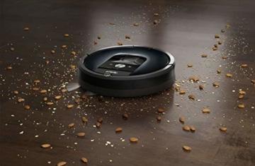 irobot Roomba 981 Saugleistung