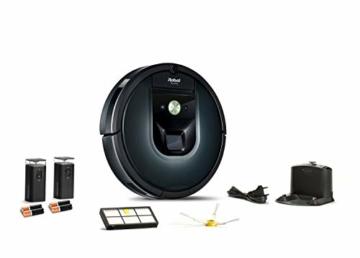 irobot Roomba 981 Lieferumfang