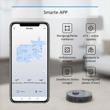 Tesvor Saugroboter S6 App