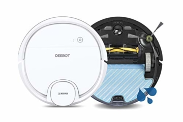 Ecovacs Deebot 900 Saugroboter mit Wischfunktion