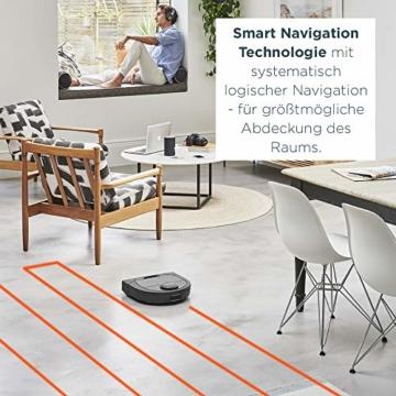 Neato Robotics Botvac D7 Connected Reinigungsmuster