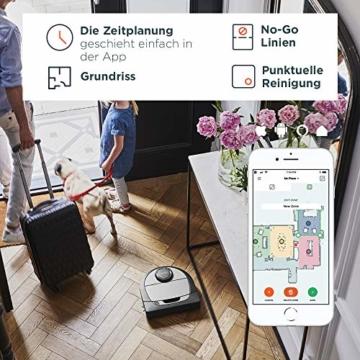 Neato Robotics Botvac D7 Connected App mit Zeitplanung
