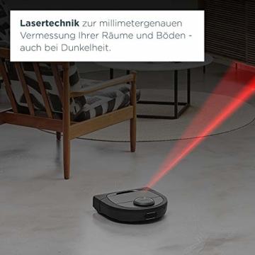 Neato Saugroboter D750 Lasernavigation