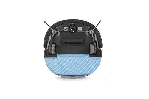 ECOVACS Robotics DEEBOT Slim10 Saug- und Wischroboter – Ultra-flach & kompakt für das Saugen & Wischen unter Möbeln – Saugroboter mit Alexa- & App-Steuerung - 7