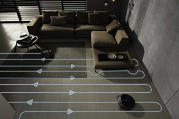 Miele Scout RX2 Home Vision strukturierte Navigation