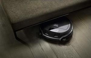 Miele Scout RX2 Home Vision flaches Design