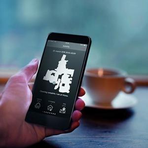 AEG RX9-2-4ANM Saugroboter App