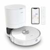 Neabot NoMo Saugroboter mit automatischer Absaugstation,WLAN Roboterstaubsauger,Laser-Navigation, intelligente Kartierung,APP/Alexa/Google Steuerung - 1