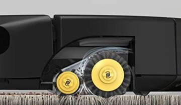 iRobot Roomba 615 Saugroboter mit 3-stufigem Reinigungssystem, Dirt Detect, Staubsauger Roboter selbstaufladend mit Ladestation, geeignet für Tierhaare, Teppiche und Hartböden, mit intelligentem Griff - 4