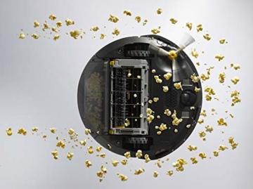 iRobot Roomba 615 Saugroboter mit 3-stufigem Reinigungssystem, Dirt Detect, Staubsauger Roboter selbstaufladend mit Ladestation, geeignet für Tierhaare, Teppiche und Hartböden, mit intelligentem Griff - 9
